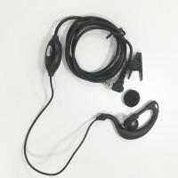 Sololife 1 Headset Earphone Single Y untuk Baofeng T1 uv-3r U8 U3
