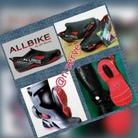 hoot sale Sepatu ALLBIKE by AP Booth terjamin