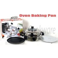 Ready Stock OVEN BAKING PAN MULTIGUNA