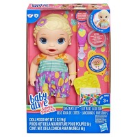 BABY ALIVE - E5841 - SNACKIN LILY BLONDE HAIR