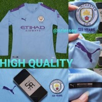 New LENGAN PANJANG mancity home TERBARU jersey manchester city baju