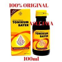 Tonikum Bayer (Kecil) 100ml
