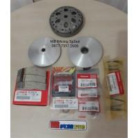 paket upgrade cvt akselerasi dan anti gredek PCX Lokal - ADV 150