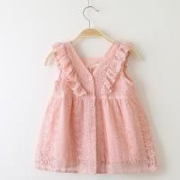 Dress Bayi /Baju Bayi /Dress Anak Perempuan Renda
