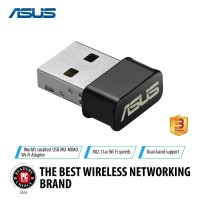 ASUS USB-AC53 Nano Dual Band Wireless AC1200 USB WiFi Adapter