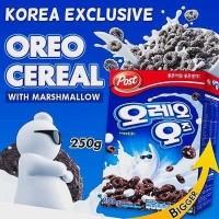 CEREAL OREO O'S POST KOREA ASLI 250GRAMS SEREAL IMPORT CEREAL