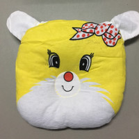Bantal kepala bayi-Bantal pelindung kepala bayi/ bantal kepala newborn - Kuning