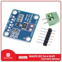 CJMCU-219 INA219 I2C Interface Power Supply Monitoring Module