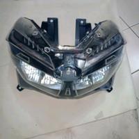 headlamp reflektor lampu depan all new vario 125 150 led