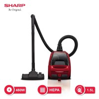 Sharp Vacuum Cleaner Low Watt 450 Watt ECNS18RD