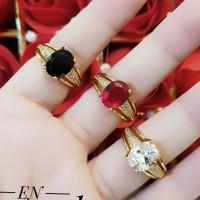 xuping cincin lapis emas 24k d129