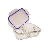 Atria Kotak Makan Kaca Jade Inner Divider