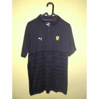 Polo Shirt Puma Ferrari evoKNIT Men Polo 57783202 Original
