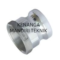 CAMLOCK A150 (1,5 inch) Type A aluminium