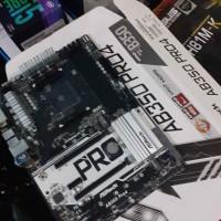 Asrock AB350 Pro4 AM4 for Ryzen Processor R 7 5 3 2700X 2200G 2400G