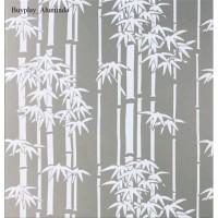 Sticker / Stiker Kaca Film Sandblast Sunblast motif 9534 Bambu