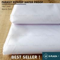 Kain Parasut Ripstop Waterproof / Parasit WP / Bahan APD