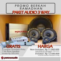 Promo Paket Audio Ramadhan