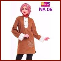 Atasan Muslim Wanita Nibras NA 06