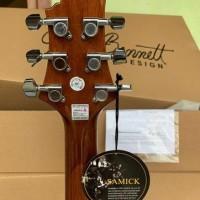 Terlaris Gitar akustik Samick Greg bennet D-310 N original new Obral