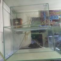 Aqurium kaca 60x30x35cm