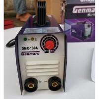 Mesin Las LISTRIK 380 W Trafo Inverter LAS 125 A IGBT GENMARU