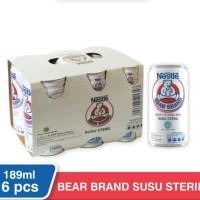 Susu BEAR BRAND 189ml