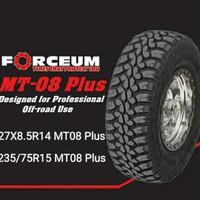 Ban Mobil Forceum 245/75 R16 M/T 08 Toko Surabaya MT 245 75 16