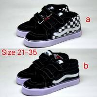 Sepatu Anak Vans Oldskool Kids ,Sepatu Sekolah PAUD, TK, SD