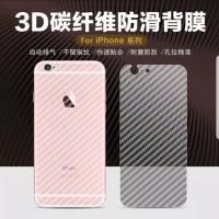 Iphone 5 5S 5G Anti Gores Belakang Skin Carbon Karbon Garskin