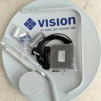 Antena MNC Vision - Bebas Langganan | FTA Indovision