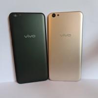 Tutup Belakang Battery Backdoor Back Cover Casing Vivo V5S Original - Emas