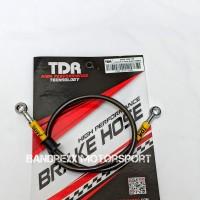 Selang Rem Belakang TDR Black Carbon R15-R25-Satria FU-Ninja 250-GSX