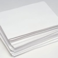 Kertas Art Paper Carton Karton A4/F4/Folio 120 Gsm Gram Putih Glossy