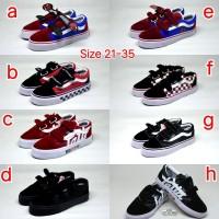 Sepatu Sneakers Anak-anak Vans Oldskool Kids (Sekolah SD, TK, PAUD)
