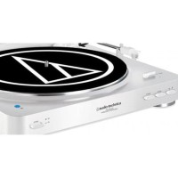 Audio Technica At-Lp60 Bt - Fully Automatic Bluetooth Turntable