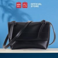 MINISO Tas Selempang Wanita Sling Bag Lucu Kecil Mini Polos