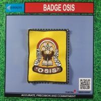 Atribut Sekolah Bet/Badge /Logo/Bordir OSIS SMP/SMA Grosir Murah