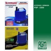 Kiyosaki ARMADA PSP 2300 PSP2300 mesin pompa celup kolam ikan aquarium