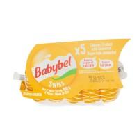 BABYBEL Swiss Keju Emmental 100gr isi 5pc