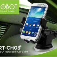 Mount Car Holder HP Mobil Vivan Robot RT-CH03 Docking HP GPS Bracket