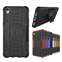 Oppo A37 A37f A37 f Rugged Armor Hard Soft Case Casing Cover Kesing