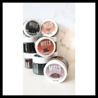 Miels Face & Body Scrub - Charcoal