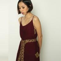 Red Strap Prada Dress