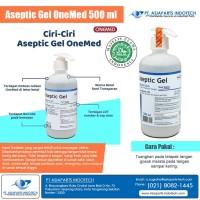 Aseptic Gel OneMed 500 ml