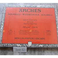 ARCHES ROUGH PRESSED PAD 300 GSM 31x41 CM