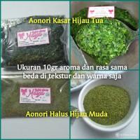 Aonori bubuk nori halal seaweed powder rumputlaut takoyaki okonomoyaki