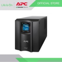 UPS APC SMC1000IC Smart-UPS C 1000VA LCD 230V with SmartConnect
