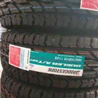 Ban Bridgestone Dueler AT D697 265/70 R16 (Ban Pajero, Fortuner)