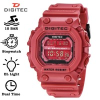 Digitec King Kong DG-2012T - Jam Tangan Pria Digital Rubber Original